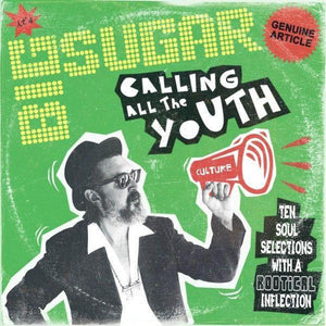 Big Sugar - Calling All The YouthVinyl