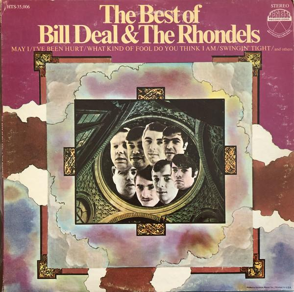 Bill Deal & The Rondells - The Best Of Bill Deal & The Rhondels (LP, Comp, Used)Used Records