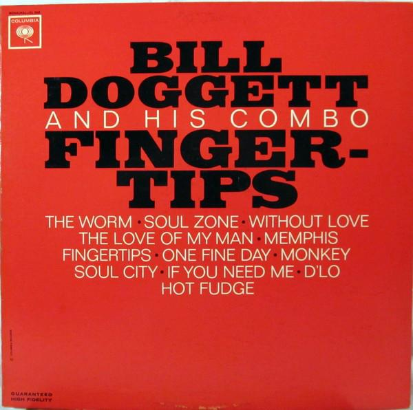 Bill Doggett Combo - Fingertips (LP, Album, Mono, Used)Used Records