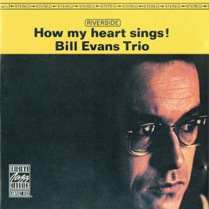 Bill Evans Trio - How My Heart Sings (Reissue, Remastered)Vinyl