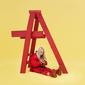 Billie Eilish - Dont Smile At Me (EP, Reissue)Vinyl