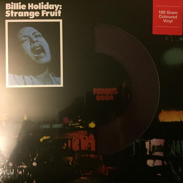 Billie Holiday - Strange Fruit (Reissue)Vinyl