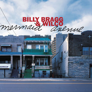 Billy Bragg & Wilco - Mermaid Avenue (2LP)Vinyl