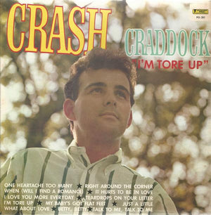 Billy 'Crash' Craddock - I'm Tore Up (LP, Used)Used Records