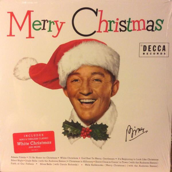 Bing Crosby - Merry Christmas (Reissue)Vinyl