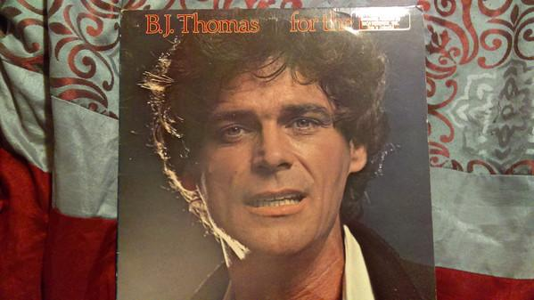 B.J. Thomas - For The Best (LP, Album, Promo, Used)Used Records