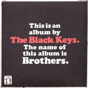 Black Keys, The - Brothers (2LP, +CD)Vinyl