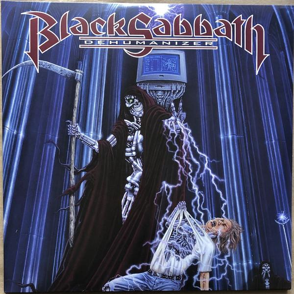 Black Sabbath - Dehumanizer (2LP, Reissue)Vinyl