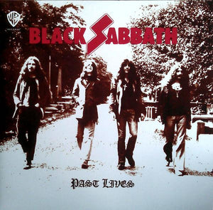 Black Sabbath - Past Lives (2LP, Deluxe Edition, Reissue, Remastered)Vinyl