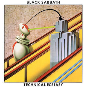 Black Sabbath - Technical Ecstasy (180 gram) Vinyl FMR-W