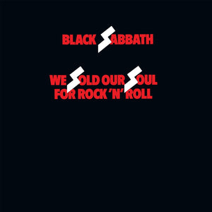 Black Sabbath - We Sold Our Soul For Rock 'N' Roll (2LP, Reissue, Remastered)Vinyl