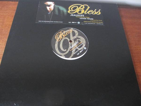 "Bless - Jealousy (12"", Used)Used Records"