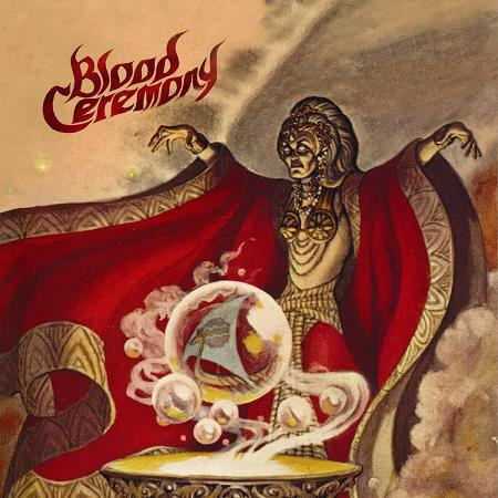 Blood Ceremony - Blood Ceremony (Limited Edition, Repress)Vinyl