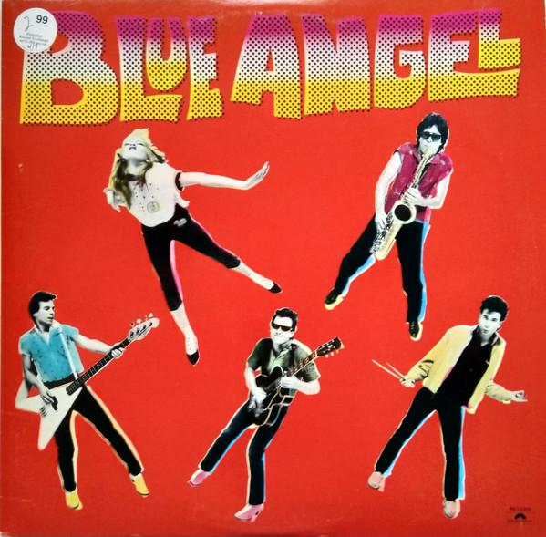 Blue Angel - Blue Angel (LP, Album, Used)Used Records