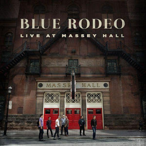 Blue Rodeo - Live At Massey Hall (2LP) Vinyl Warner Music Canada