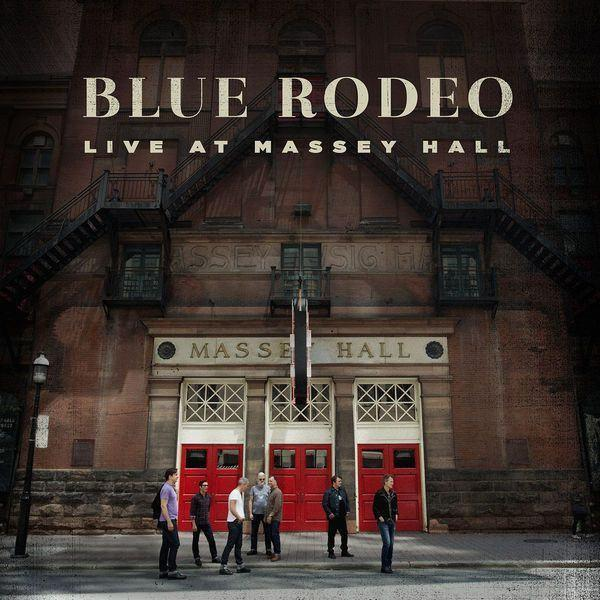 Blue Rodeo - Live At Massey Hall (2LP)Vinyl