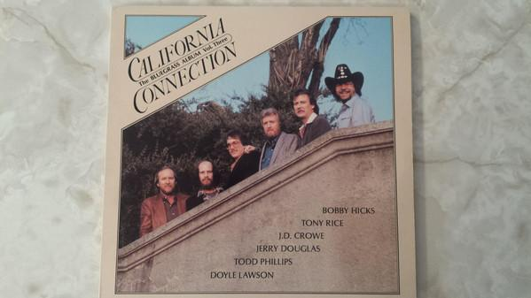Bluegrass Album Band - California Connection - The Bluegrass Album Vol. Three (LP, Album, Used)Used Records