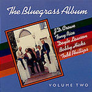 Bluegrass Album Band - The Bluegrass Album, Volume Two (LP, Used)Used Records