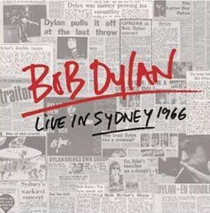Bob Dylan - Live In Sydney (2LP, Limited Edition, Mono) 1966Vinyl