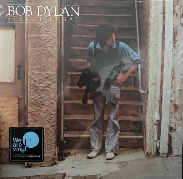 Bob Dylan - Street-Legal (Reissue)Vinyl
