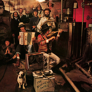 Bob Dylan & The Band - The Basement Tapes (2LP, Reissue)Vinyl