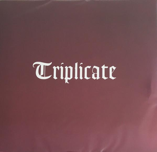 Bob Dylan - Triplicate (3LP, Limited Edition, Numbered)Vinyl