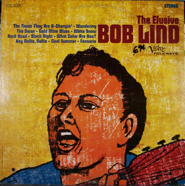 Bob Lind - The Elusive Bob Lind (LP, Album, Used)Used Records