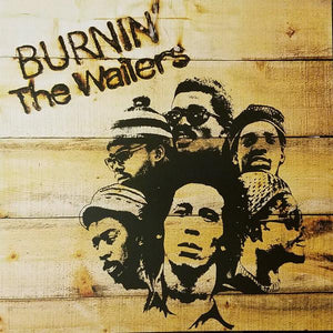 Bob Marley & The Wailers - Burnin' (Reissue, Remastered)Vinyl