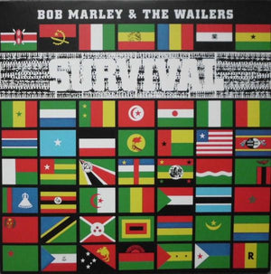 Bob Marley & The Wailers - Survival (Reissue, Remastered)Vinyl