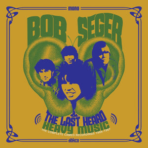 Bob Seger And The Last Heard - Heavy Music: The Complete Cameo Recordings 1966-1967 (Remastered)Vinyl