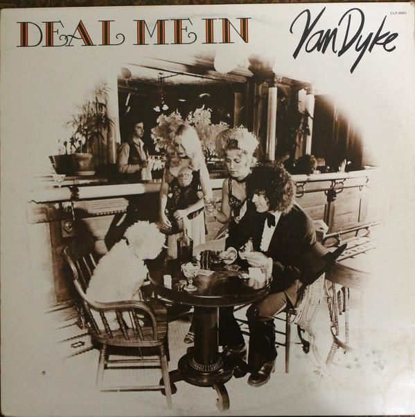 Bob Van Dyke - Deal Me In (LP, Used)Used Records