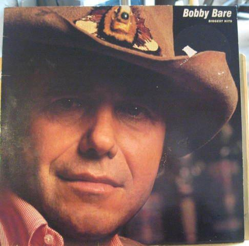 Bobby Bare - Biggest Hits (LP, Comp, Used)Used Records