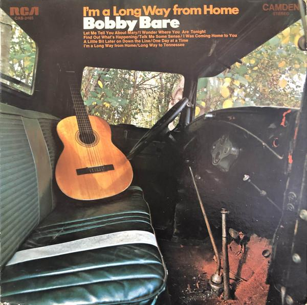 Bobby Bare - I'm A Long Way From Home (LP, Used)Used Records