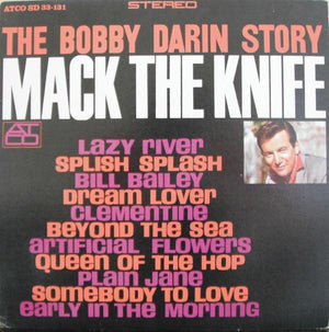Bobby Darin - The Bobby Darin Story (LP, Comp, RE, Used)Used Records