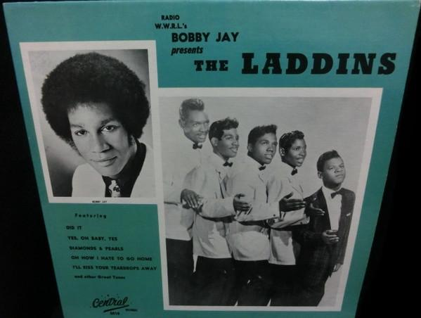 Bobby Jay - Radio WWRL's Bobby Jay Presents The Laddins (LP, Comp, Used)Used Records
