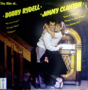 Bobby Rydell - The Hits Of Bobby Rydell & Jimmy Clanton (LP, Comp, Used)Used Records
