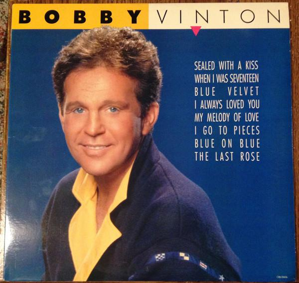 Bobby Vinton - Bobby Vinton (LP, Album, Used)Used Records