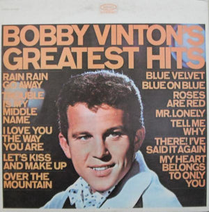 Bobby Vinton - Bobby Vinton's Greatest Hits (LP, Comp, Used)Used Records