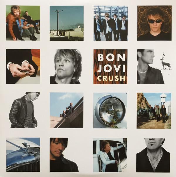 Bon Jovi - Crush (2LP)Vinyl