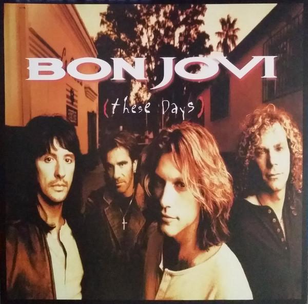 Bon Jovi - These Days (2LP, Reissue)Vinyl