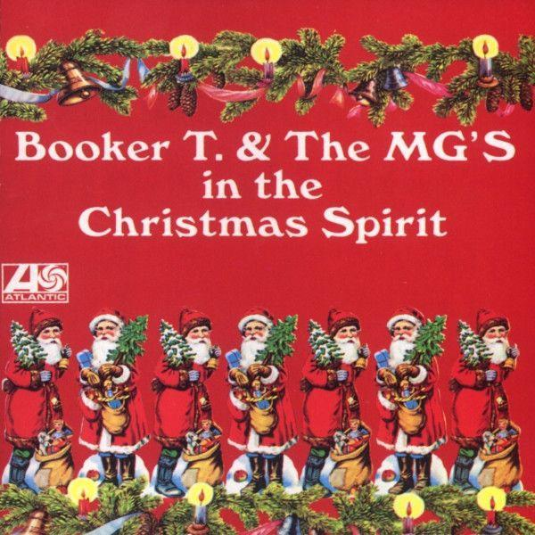 Booker T. & The MG's - In The Christmas Spirit (Reissue)Vinyl