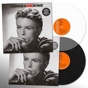 Bowie, David - Changesonebowie (180 gram, Clear OR Black Vinyl)Vinyl