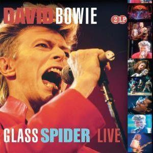 Bowie, David - Glass Spider Live (2LP, Unofficial Release)Vinyl