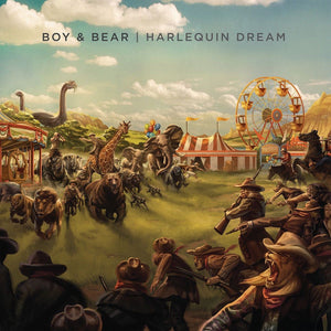 Boy & Bear - Harlequin Dream (Picture Disc, Special Edition)Vinyl