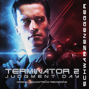 Brad Fiedel - Terminator 2: Judgment Day (Original Soundtrack Recording) (2LP, Reissue, Remastered)Vinyl