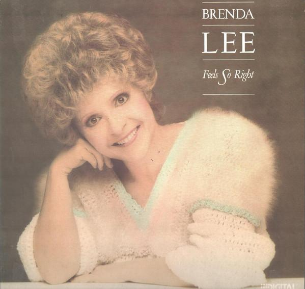 Brenda Lee - Feels So Right (LP, Album, Used)Used Records