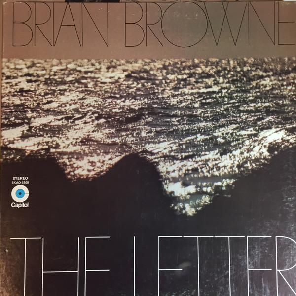 Brian Browne - The Letter (LP, Album, Used)Used Records