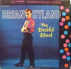 Brian Hyland - The Bashful Blond (LP, Used)Used Records