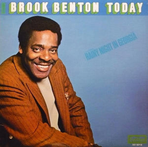 Brook Benton - Brook Benton Today (LP, Album, Used)Used Records