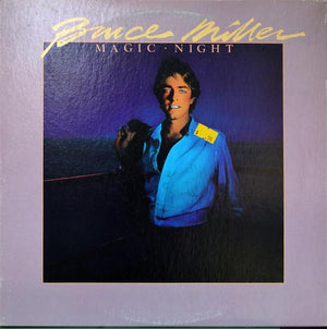 Bruce Miller - Magic Night (LP, Used)Used Records